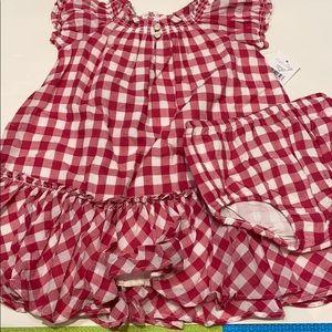 BNWT Ralph Lauren dress and bloomers